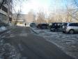 Екатеринбург, ул. Чкалова, 117: условия парковки возле дома