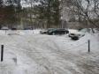 Екатеринбург, ул. Серафимы Дерябиной, 49/3: условия парковки возле дома