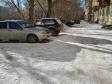 Екатеринбург, ул. Мельковская, 9: условия парковки возле дома