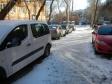 Екатеринбург, ул. Мельковская, 11: условия парковки возле дома