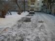 Екатеринбург, ул. Мельковская, 13: условия парковки возле дома