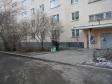 Екатеринбург, ул. Куйбышева, 109: приподъездная территория дома