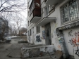Екатеринбург, ул. Бажова, 191: приподъездная территория дома
