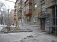 Екатеринбург, ул. Малышева, 73: приподъездная территория дома