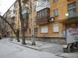 Екатеринбург, ул. Малышева, 75: приподъездная территория дома