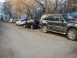 Екатеринбург, ул. Луначарского, 133: условия парковки возле дома