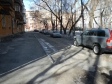 Екатеринбург, ул. Бажова, 87: условия парковки возле дома