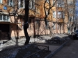 Екатеринбург, Lenin avenue., 69/5: приподъездная территория дома