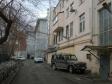 Екатеринбург, ул. Малышева, 25: приподъездная территория дома