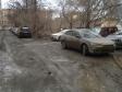 Екатеринбург, ул. Хохрякова, 21: условия парковки возле дома
