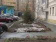 Екатеринбург, ул. Попова, 9: приподъездная территория дома
