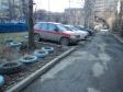 Екатеринбург, ул. Луначарского, 87: условия парковки возле дома