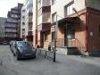 Екатеринбург, ул. Бажова, 53: приподъездная территория дома