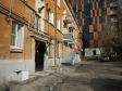 Екатеринбург, ул. Бажова, 35: приподъездная территория дома