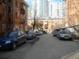 Екатеринбург, ул. Бажова, 43: условия парковки возле дома