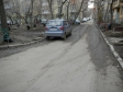 Екатеринбург, ул. Шевченко, 27: условия парковки возле дома