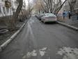 Екатеринбург, ул. Шевченко, 25: условия парковки возле дома