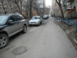 Екатеринбург, ул. Шевченко, 29А: условия парковки возле дома