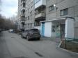 Екатеринбург, ул. Восточная, 26А: приподъездная территория дома