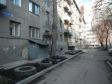 Екатеринбург, пер. Красный, 8А: приподъездная территория дома
