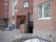 Екатеринбург, пер. Красный, 4А: приподъездная территория дома