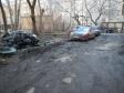 Екатеринбург, ул. Мельковская, 14: условия парковки возле дома