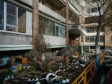 Екатеринбург, ул. Еремина, 3: приподъездная территория дома