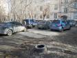 Екатеринбург, ул. Азина, 55: условия парковки возле дома