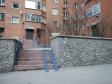 Екатеринбург, ул. Шейнкмана, 110: приподъездная территория дома