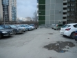 Екатеринбург, ул. Шейнкмана, 118: условия парковки возле дома