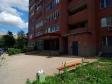 Тольятти, Leninsky avenue., 35А: приподъездная территория дома