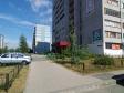 Тольятти, Рябиновый б-р, 5: приподъездная территория дома