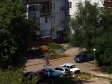 Тольятти, ул. Свердлова, 80: приподъездная территория дома