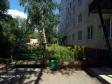 Тольятти, ул. Свердлова, 78: приподъездная территория дома