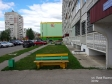 Тольятти, ул. Льва Яшина, 16: приподъездная территория дома
