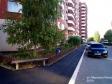 Тольятти, ул. Маршала Жукова, 6: приподъездная территория дома