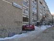 Екатеринбург, ул. Академика Постовского, 12А: приподъездная территория дома