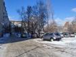 Екатеринбург, ул. Академика Постовского, 12А: условия парковки возле дома
