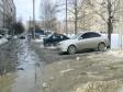Екатеринбург, ул. Амундсена, 59: условия парковки возле дома