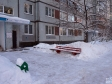 Тольятти, ул. Свердлова, 16: приподъездная территория дома