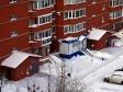 Тольятти, ул. Свердлова, 22А: приподъездная территория дома