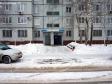 Тольятти, Voroshilov st., 55: приподъездная территория дома