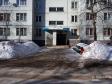 Тольятти, Voroshilov st., 63: приподъездная территория дома