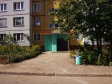 Тольятти, ул. Автостроителей, 39: приподъездная территория дома