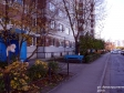 Тольятти, ул. Автостроителей, 23: приподъездная территория дома