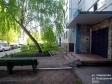 Тольятти, ул. Свердлова, 14: приподъездная территория дома