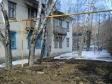 Екатеринбург, пер. Рижский, 6: приподъездная территория дома