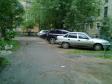Екатеринбург, ул. Июльская, 44: условия парковки возле дома