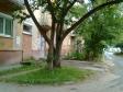 Екатеринбург, ул. Сулимова, 61: приподъездная территория дома