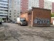 Екатеринбург, ул. Уральская, 55: приподъездная территория дома